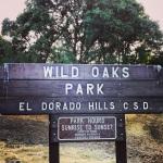Wild Oaks Park in El Dorado Hills, California
