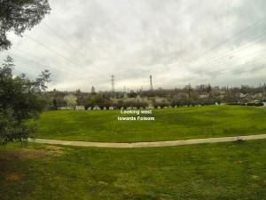Stephen Harris Park is adjacent to El Dorado Hills Blvd within the PG&E/SMUD power corridor.