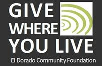 Give Where You Live - El Dorado Community Foundation